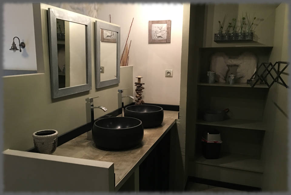 Bed and Breakfast Avignon - Les Olivades - Bathroom