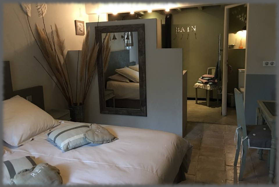 Bed and Breakfast Avignon - Les Olivades