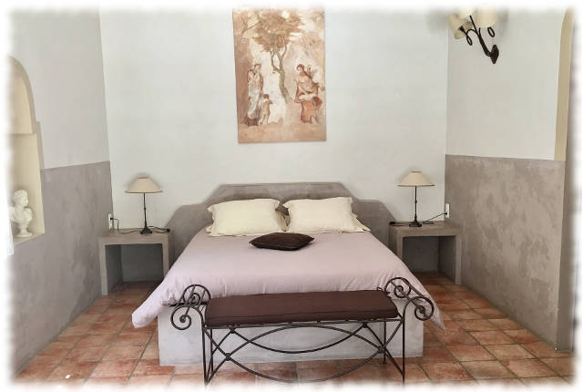 Bed and Breakfast in Avignon - Les Ocres